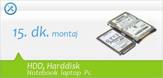 Hp Notebook Harddisk HDD