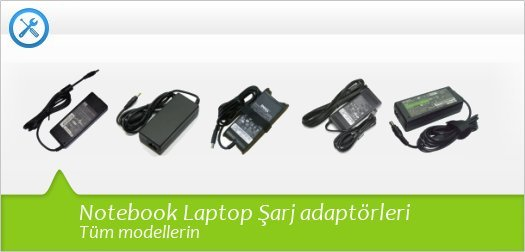 Hp Notebook şarj Aleti Adaptör